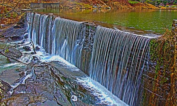 Banner Elk Mill Pond Spillover