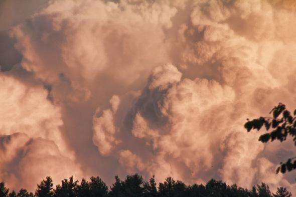 Clouds 082213