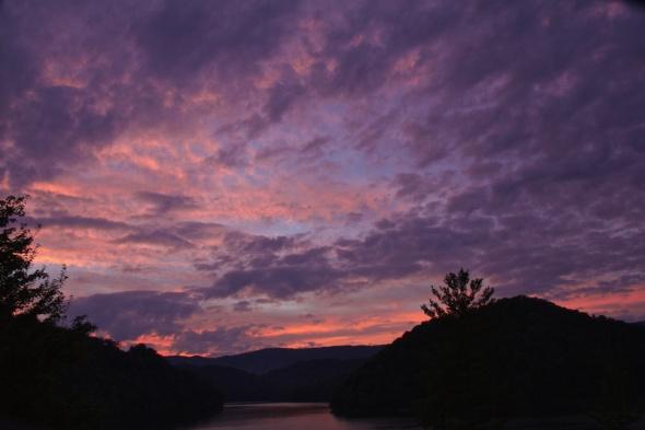Sunset 9/16/13