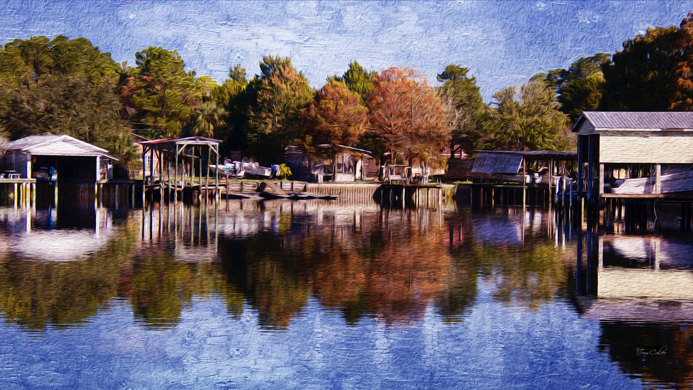 Gulf Coast Canal